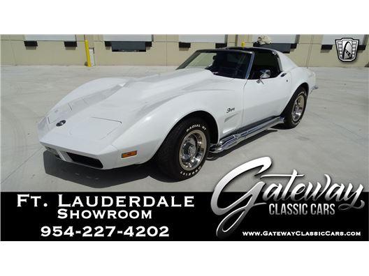 1973 Chevrolet Corvette for sale in Coral Springs, Florida 33065