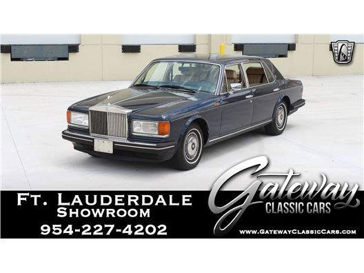 1995 Rolls-Royce Silver Spur for sale in Coral Springs, Florida 33065