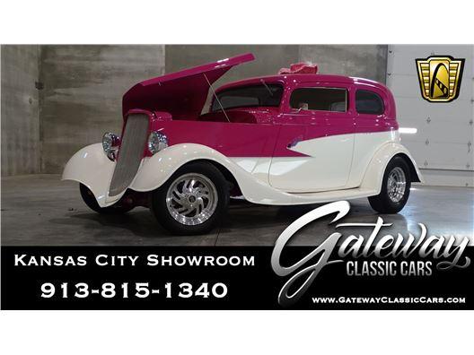 1933 Ford Crown Victoria for sale in Olathe, Kansas 66061