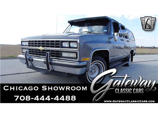 1989 Chevrolet Suburban for sale in Crete, Illinois 60417