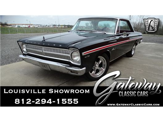 1965 Plymouth Belvedere for sale in Memphis, Indiana 47143