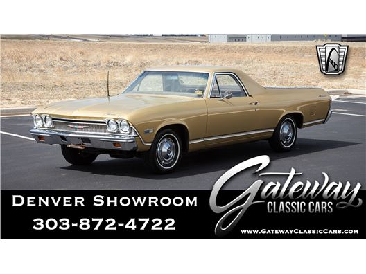 1968 Chevrolet El Camino for sale in Englewood, Colorado 80112