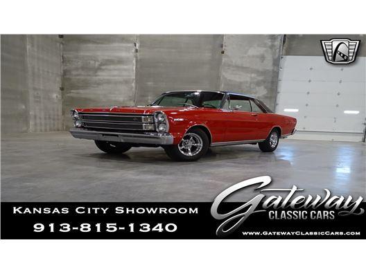 1966 Ford Galaxie 500 for sale in Olathe, Kansas 66061