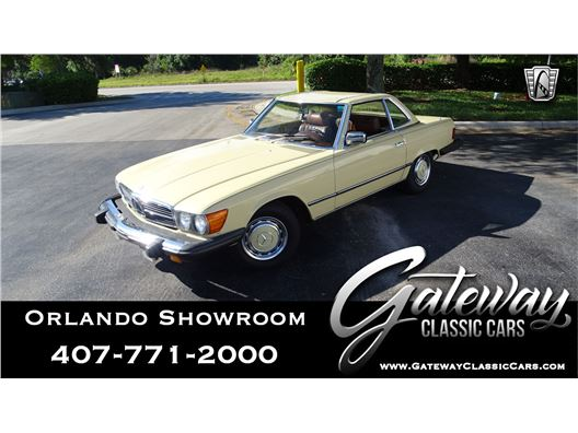 1976 Mercedes-Benz 450SL for sale in Lake Mary, Florida 32746