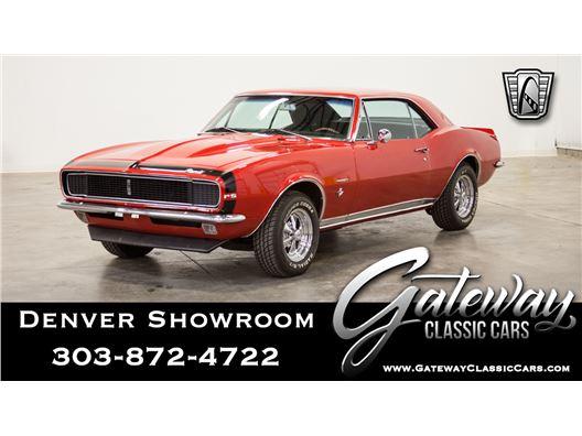 1967 Chevrolet Camaro for sale in Englewood, Colorado 80112