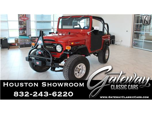 1974 Toyota FJ40 for sale in Houston, Texas 77090