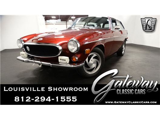 1972 Volvo P1800 for sale in Memphis, Indiana 47143