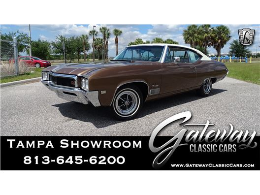 1968 Buick GS for sale in Ruskin, Florida 33570