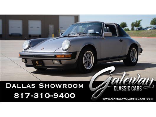 1988 Porsche 911 Carrera for sale in DFW Airport, Texas 76051