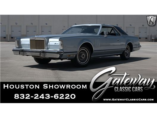 1979 Lincoln Continental for sale in Houston, Texas 77090