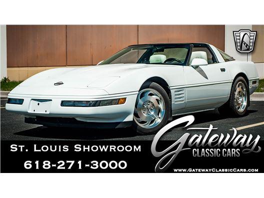 1993 Chevrolet Corvette for sale in OFallon, Illinois 62269