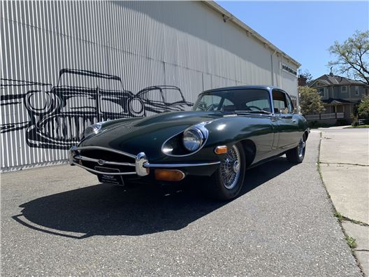 1970 Jaguar XKE for sale in Pleasanton, California 94566