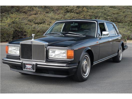 1993 Rolls-Royce Silver Spur for sale in Benicia, California 94510