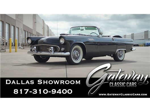 1956 Ford Thunderbird for sale in DFW Airport, Texas 76051