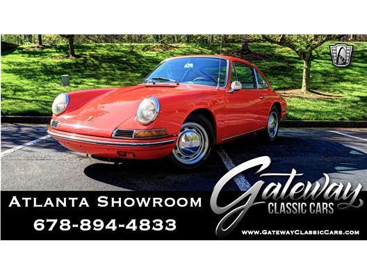 1967 Porsche 912 for sale in Alpharetta, Georgia 30005