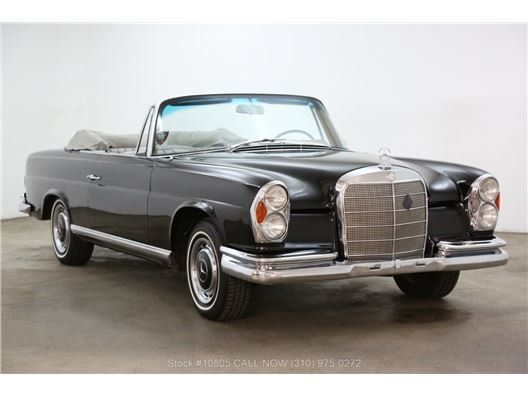 1963 Mercedes-Benz 220SE for sale in Los Angeles, California 90063