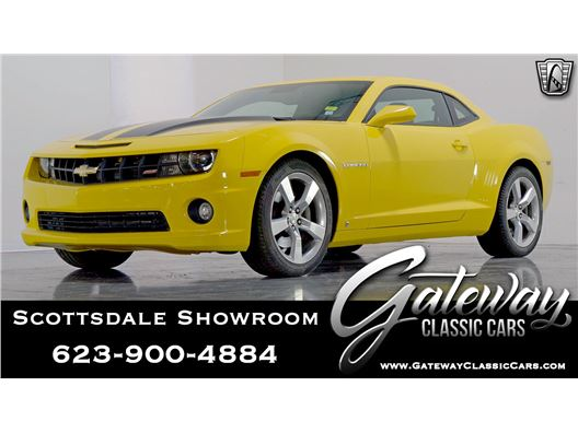 2010 Chevrolet Camaro for sale in Phoenix, Arizona 85027