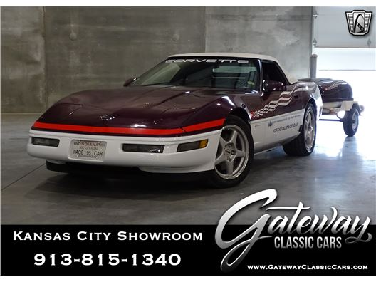 1995 Chevrolet Corvette for sale in Olathe, Kansas 66061