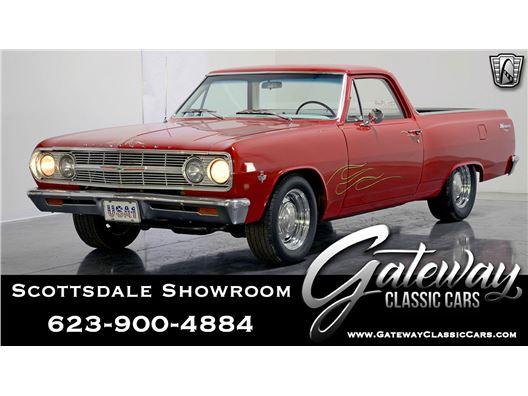1965 Chevrolet El Camino for sale in Phoenix, Arizona 85027