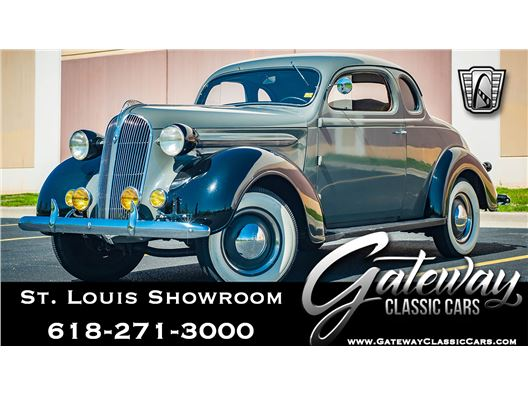1937 Plymouth Coupe for sale in OFallon, Illinois 62269