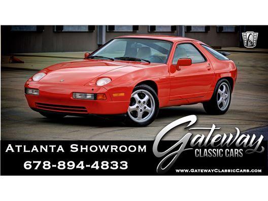 1987 Porsche 928 for sale in Alpharetta, Georgia 30005