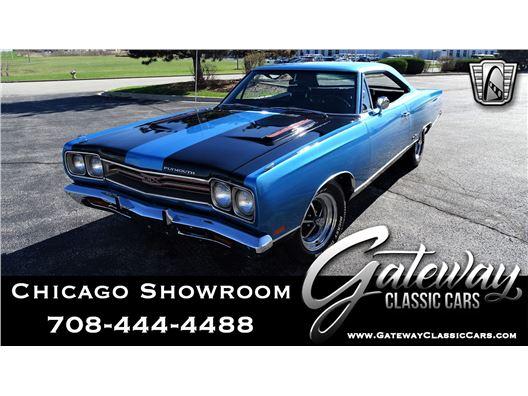 1969 Plymouth Belvedere for sale in Crete, Illinois 60417
