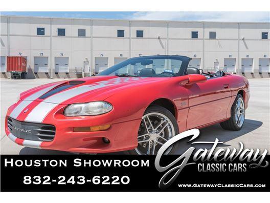 2000 Chevrolet Camaro for sale in Houston, Texas 77090