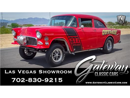 1955 Chevrolet Bel Air Gasser for sale in Las Vegas, Nevada 89118