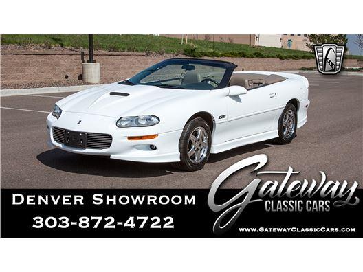 1999 Chevrolet Camaro for sale in Englewood, Colorado 80112