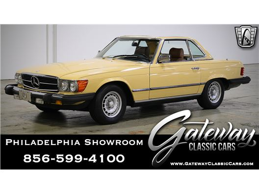 1982 Mercedes-Benz 380SL for sale in West Deptford, New Jersey 8066