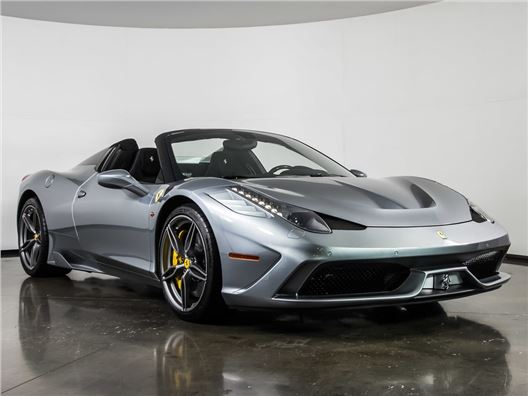 2015 Ferrari 458 Speciale A for sale in Plano, Texas 75093