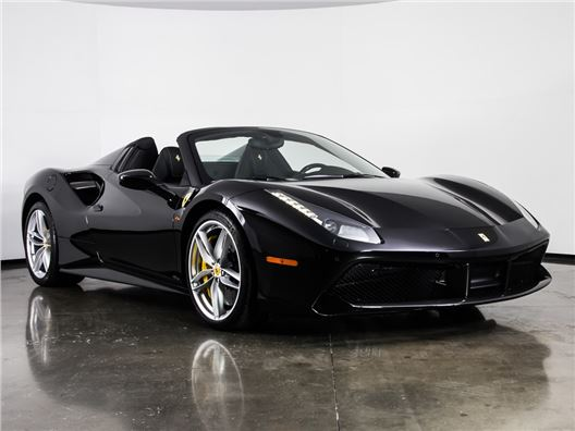 2018 Ferrari 488 Spider for sale in Plano, Texas 75093