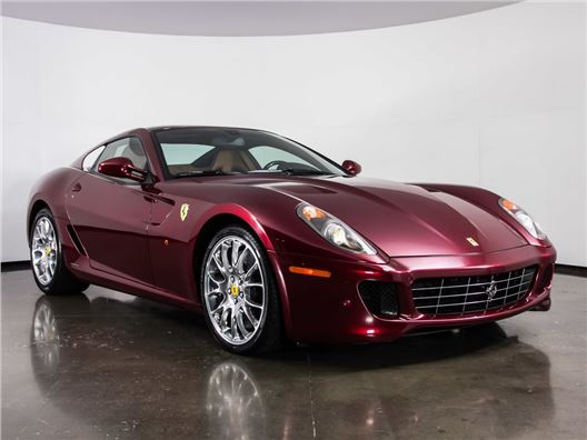 2009 Ferrari 599 GTB Fiorano for sale in Plano, Texas 75093