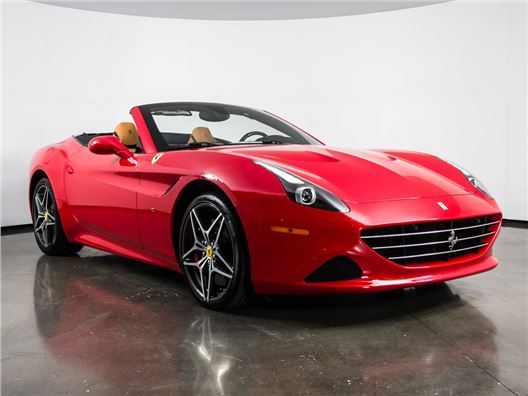 2017 Ferrari California T for sale in Plano, Texas 75093