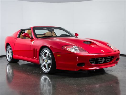 2005 Ferrari Superamerica for sale in Plano, Texas 75093