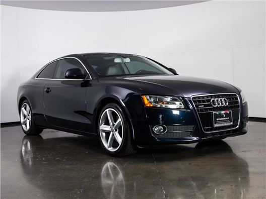 2009 Audi A5 for sale in Plano, Texas 75093