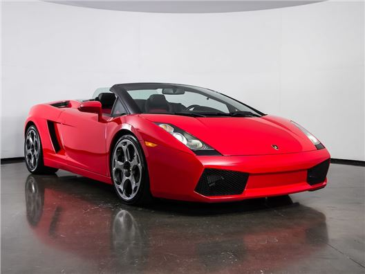2006 Lamborghini Gallardo for sale in Plano, Texas 75093