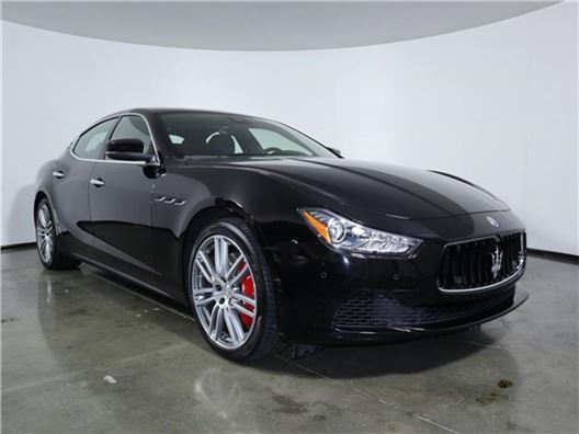 2017 Maserati Ghibli for sale in Plano, Texas 75093
