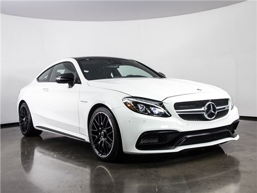 2018 Mercedes-Benz AMG C 63 for sale in Plano, Texas 75093