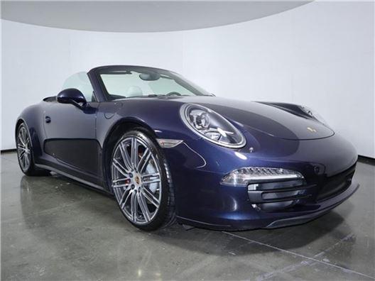 2014 Porsche 911 for sale in Plano, Texas 75093