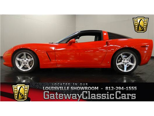 2006 Chevrolet Corvette for sale in Memphis, Indiana 47143