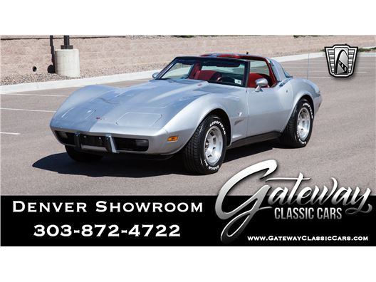 1979 Chevrolet Corvette for sale in Englewood, Colorado 80112