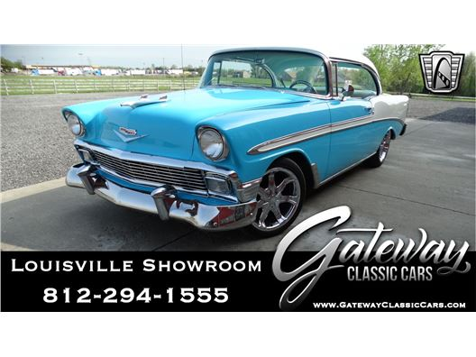 1956 Chevrolet Bel Air for sale in Memphis, Indiana 47143