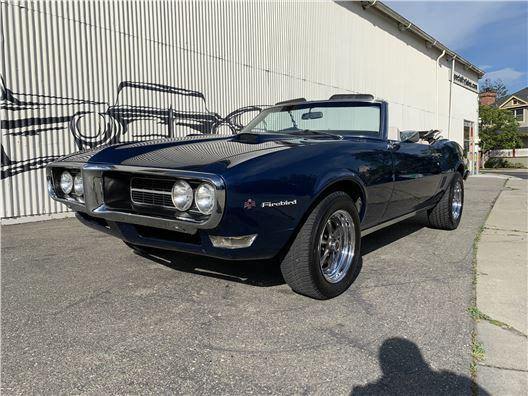 1968 Pontiac Firebird for sale in Pleasanton, California 94566