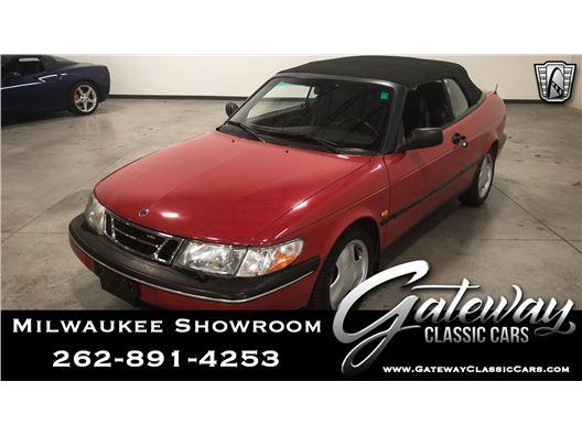 1996 Saab 900 SE Turbo for sale in Kenosha, Wisconsin 53144