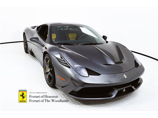 2014 Ferrari 458 Speciale for sale in Houston, Texas 77057