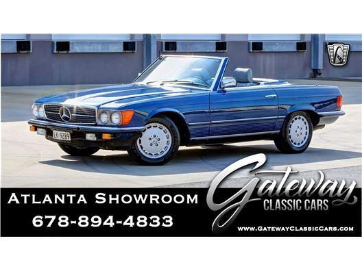 1985 Mercedes-Benz 280SL for sale in Alpharetta, Georgia 30005