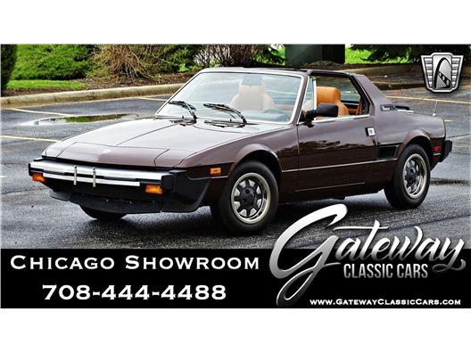 1980 Fiat X19 for sale in Crete, Illinois 60417