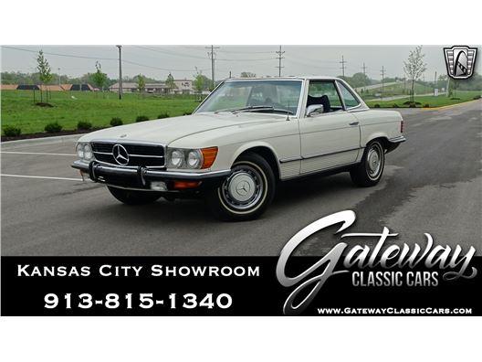 1972 Mercedes-Benz 350SL for sale in Olathe, Kansas 66061