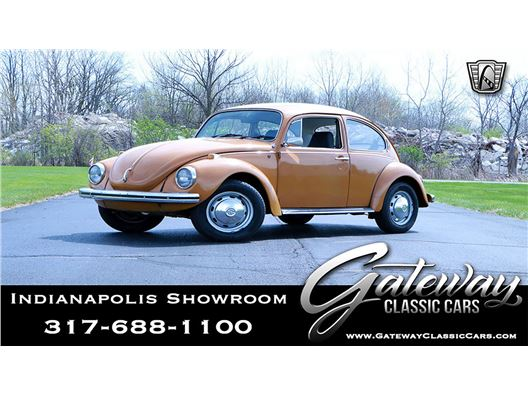 1972 Volkswagen Beetle for sale in Indianapolis, Indiana 46268